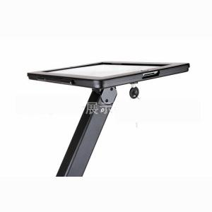 China COMER advertising equipment anti-theft lock stands for tablet ipad in shop, hotels, restaurant on sale