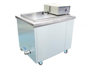 China High Power Ultrasonic Cleaning Machine 28kHz Cylinder Head With 3 Phase on sale