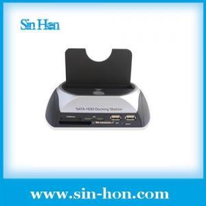 China USB 2.0 SATA HDD Docking Station on sale