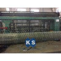 High Speed Gabion Box Machine Automated Production Line Easy Operation