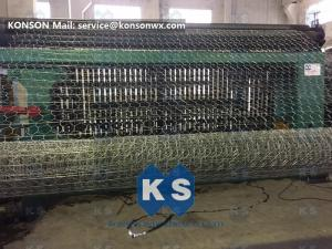 China High Speed Gabion Box Machine Automated Production Line Easy Operation on sale