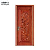 Sound Proof Painted Solid Hardwood Internal Doors For Room 70*15mm Architraves
