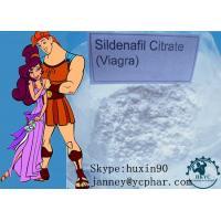 China Male Sex Hormone CAS 139755-83-2 , Sildenafil Citrate  For Men Enhancement on sale