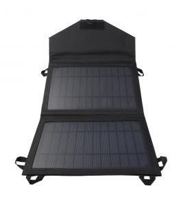 China Eco Friendly Portable Foldable Solar Charger for Cell Phone / Laptop on sale