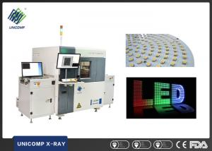 China Electronics Industry In Line X Ray Screening Machine LED Welding Voids Flaw 2kW on sale