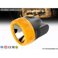 China OEM New Designed 2.8Ah Wireless Security Rechargeable LED Headlamp on sale
