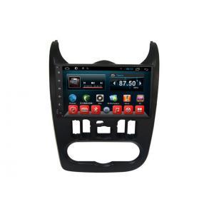 China Double Din Renault Car DVD Gps Navigation System Duster Sandero Logan on sale