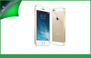 China HD - Clear Cell Phone Screen Protectors Screen Guard For IPhone 5 / 5c / 5s on sale