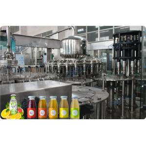 China PET Bottled Juice Filling Machine on sale