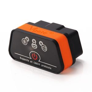 China Wireless iCar2 VGATE OBD2 Scanner Multi Color Elm327 Bluetooth Device For IOS on sale
