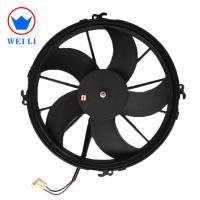 Auto Air Conditioner Condenser fan, DC Condenser Fan, High Speed Condenser Fan