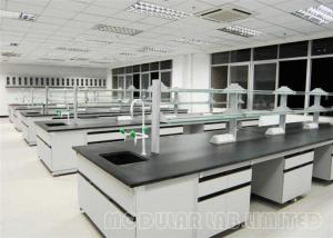 China Science Lab Cabinets School Laboratory Furniture Lab Cabinets and Countertops on sale