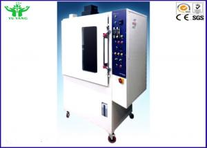 China Boeing Smoke Density And Toxic Test Chamber FAR 25.853 PID Temperature Control Mode on sale