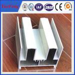 China cheap price aluminium profile for aluminium vertical sliding windows frame design wholesale
