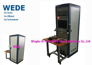 China Stable Performance Armature Testing Machine , Convenient Electric Motor Testing Equipment on sale