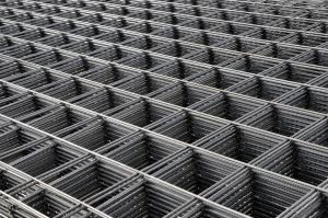 China AS4671 Ribbed Square Wire Mesh Concrete Reinforced Wire Mesh on sale