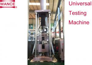 China ISO15835-2 Servo Hydraulic Universal Testing Machine Concrete Reinforcement Coupler Cyclic Test on sale