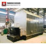 2000000 Kcal Biomass Fuel Wood Thermal Oil Boiler For Plywood Factory