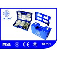 Car Emergency Tool Kit DIN13169 , Waterproof First Aid Kit For Commercial Vehicles