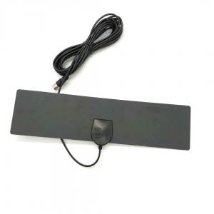 China Custom Long Range Indoor TV Antenna With Detachable Amplifier Signal Booster on sale