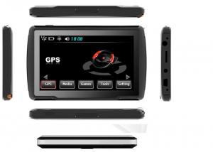 China 4.3 inches GPS(Automobile Tracking Device) No.ZH43MS-22 on sale