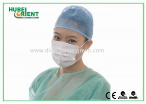 China ESD Anti Static 2 Ply 3 Ply Disposable Face Mask with Earloop on sale