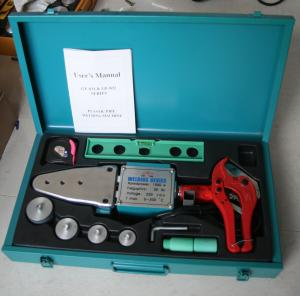 China GF-832L-63 ppr welding machine on sale