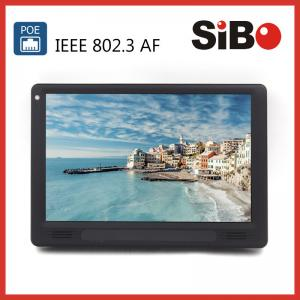 China Customized 10 On Wall Industrial Control Tablet PC With POE RS485 Proximity Sensor on sale