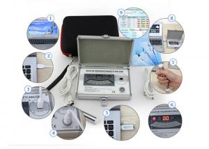 China Upgrade 4.5.0 software Version Quantum Magnetic Resonance Health Analyzer AH-Q8 supplier