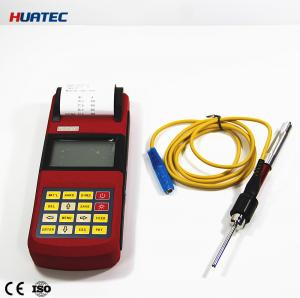 China 3 Inch LCD,or LED Display, High precision portable hardness tester RHL160, Mutifunction  Portable Hardness Tester on sale
