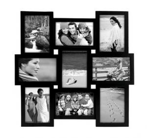 China Home Profiles Puzzle Collage Picture Frame on sale