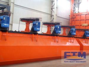 China copper ore flotation machine on sale