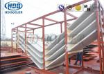 High Efficient Heat Exchanger Water Tube Boiler Parts Painted Water Wall Panel For Porwer Station