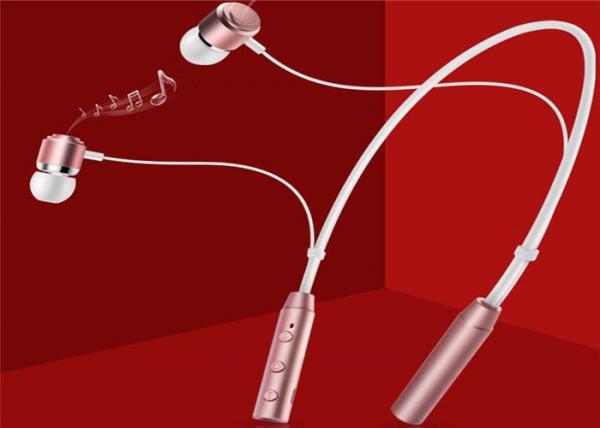 3dedb3c1e05 700 Neckband Bluetooth Headphone Wireless Stereo In-Ear Earphone Magnet  Sports Images