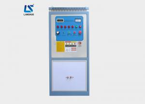 China 50kw Electromagnetic Induction Heating Forging Machine Super Audio Frequency on sale