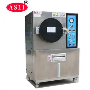 China Highly Accelerated Stress Pressure Cooker Test Chamber AC 220V Single Phase on sale