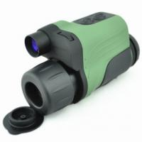 China Compact HD 1-2X24 Infrared Digital Night Vision Monocular Scope With Soft Bag on sale