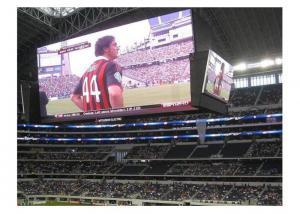 Large Stadium Cabinet Screen Rgb Led Display Board P8 Full Colour
