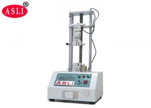China Desktop Mechanical Shock Test Machine , Knob - style electronic Tensile Tester on sale