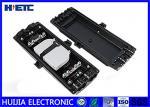 Grounding Kit Fiber Optic Splice Box / IP68 Fiber Enclosure Box For Cable Duct
