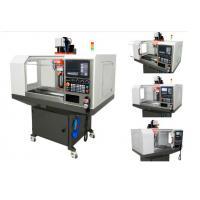 Small CNC Metal Milling Machine , Vertical Milling MachineHousehold Tool