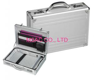 China Aluminum Attache Cases/Computer Cases/Laptop Cases/Briefcase/Document Cases on sale