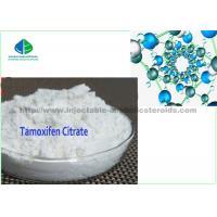 China Nolvadex Anti Estrogen Steroids Tamoxifen Citrate Powder Treatment Breast Cancer on sale