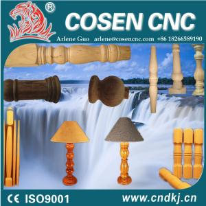 Safe Wood Lathe Cosen Cnc Wood Turning Lathe Woodworking Machine Stair Colum Bluster Easy Maker For Sale Multifunctional Cnc Wood Lathe Manufacturer From China 107956040