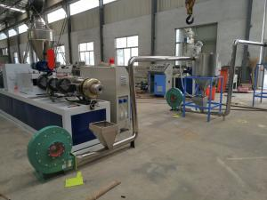 China SJSZ Series PVC Plastic Granules Machine Granulator Production Line Pelletizer Making on sale