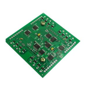 China OEM FR4 Standard SMT PCB Assembly For Control Board ISO9001 HASL Lead Free on sale