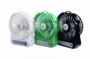 China mini fan Portable Rechargeable Lithium Battery Fan,cooling fan with 3 gears super wind on sale