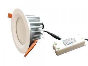 China 7W / 9W LED Ceiling Lighting , Exterior Downlights Meanwell Driver+ Samsung Leds on sale