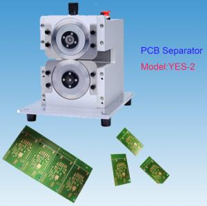 China SMT PCB Depaneling Machine / Pcb Board Cutter High Speed Steel Blades on sale