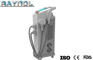 China Laser Clinics Used 10.4 Inches 2 Handpieces High Energy IPL Laser Machine on sale